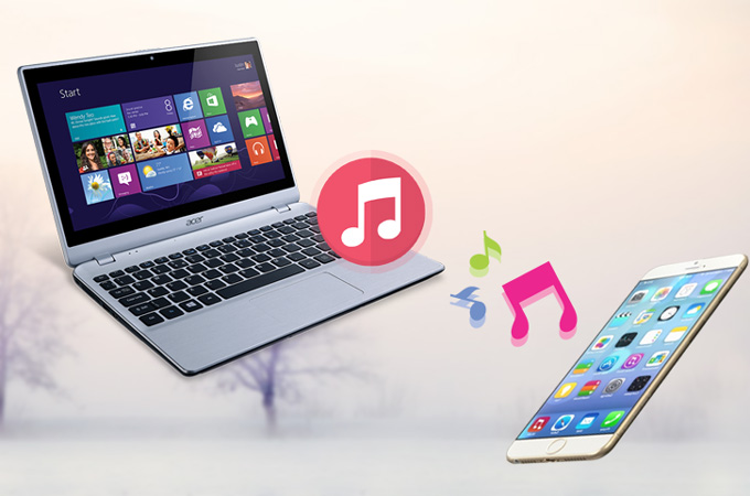 trasferire musica da PC ad iPhone 8