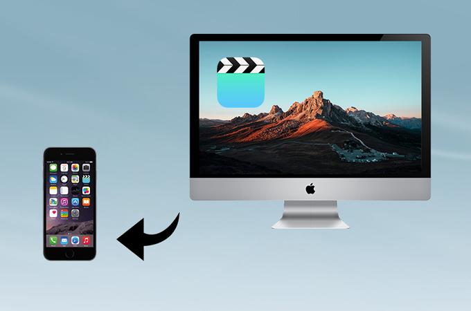 come trasferire video da Mac a iPhone