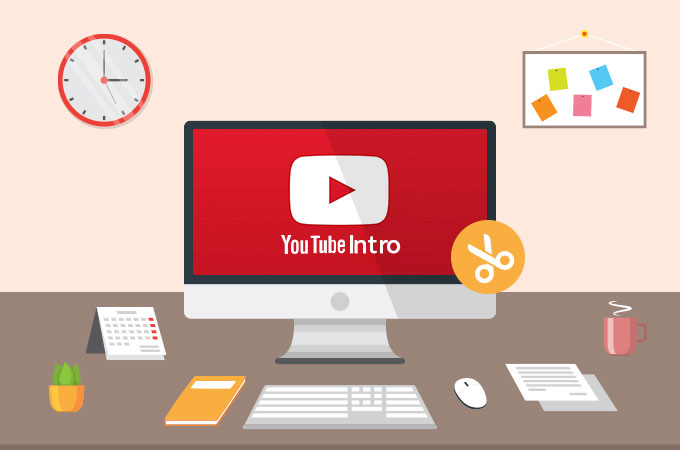 creatori di intro YouTube